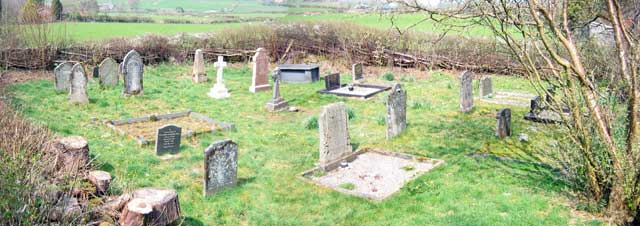 Burial Ground - South East